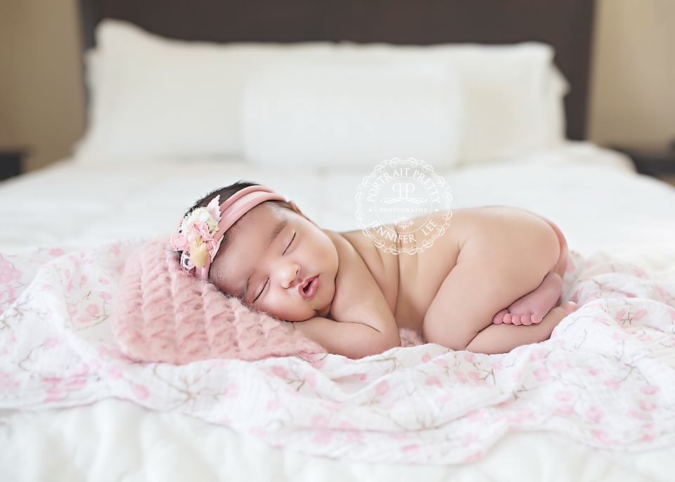 Newborn Lifestyle Pictures