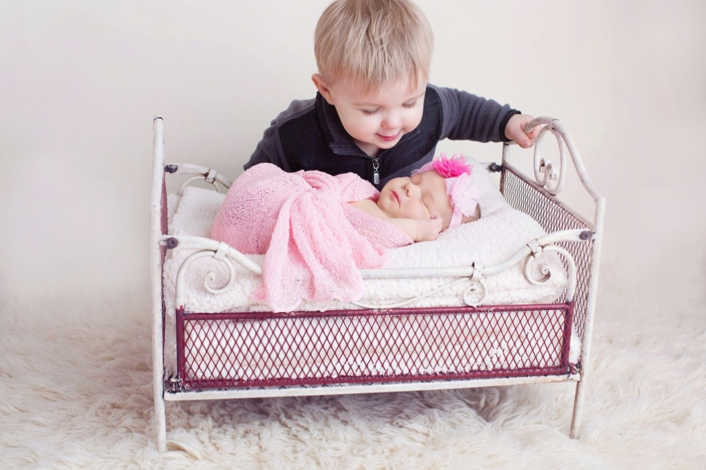 orchard park baby photographer