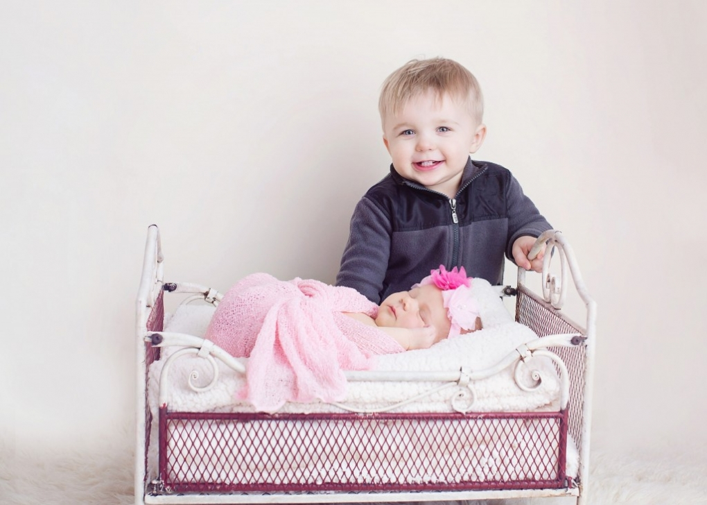 orchard park baby photography