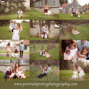 family portraits at knox farm east aurora ny by portrait pretty photography buffalo ny