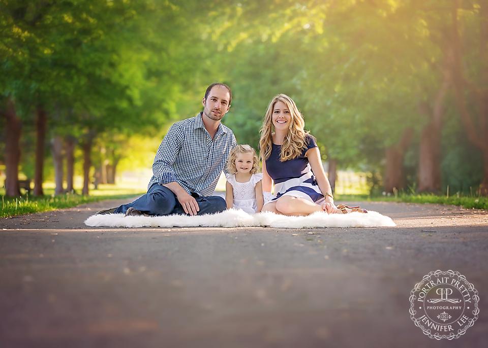 buffalo family photographer color