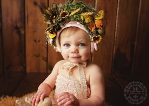portrait pretty baby photography WNY