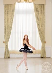senior portraits ballet buffalo ny