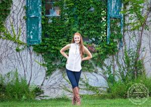 senior portraits knox farm east aurora