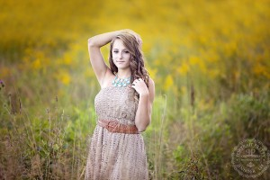 senior portraits tall grass orchard park