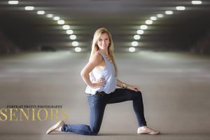 senior pictures in parking garage buffalo ny