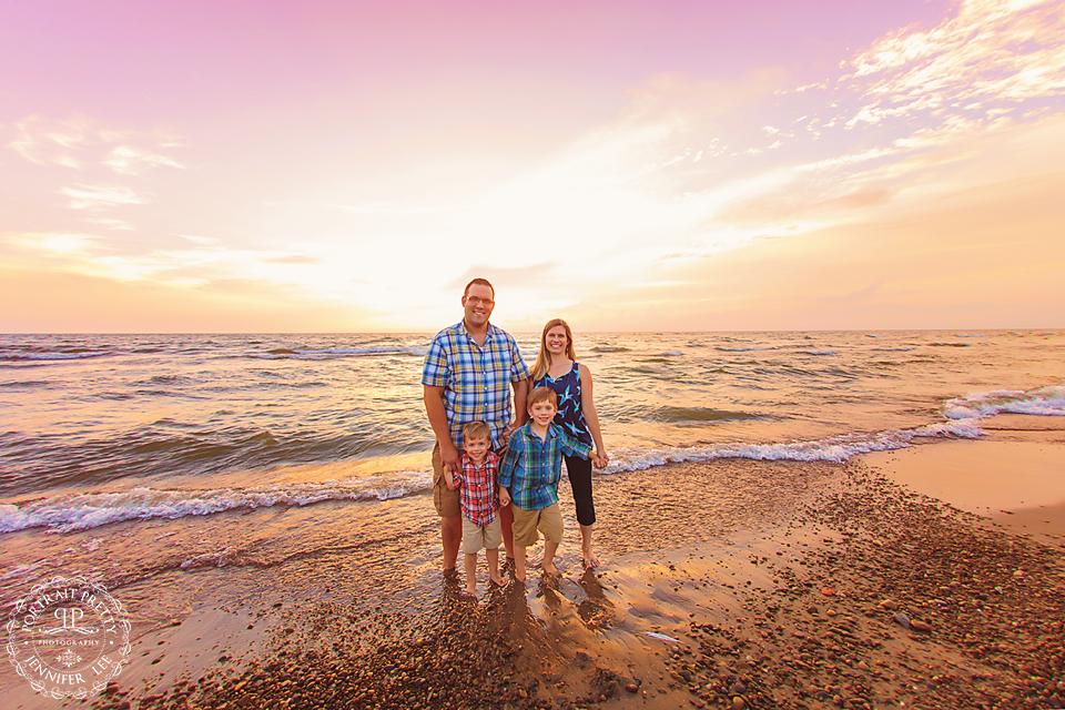 Buffalo NY Family Photographer